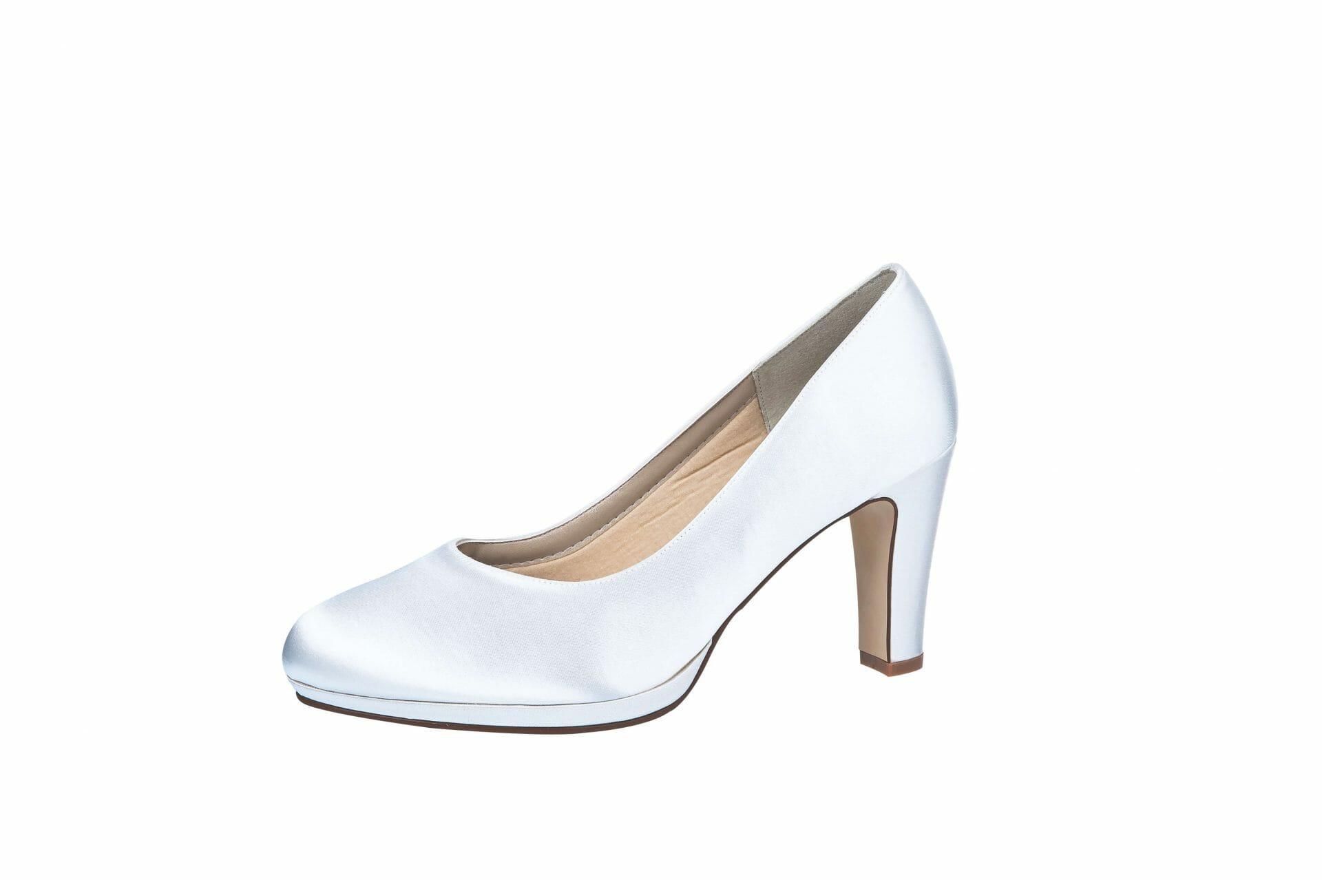 Chaussures de mariées Grace, molletonnées et très confortables