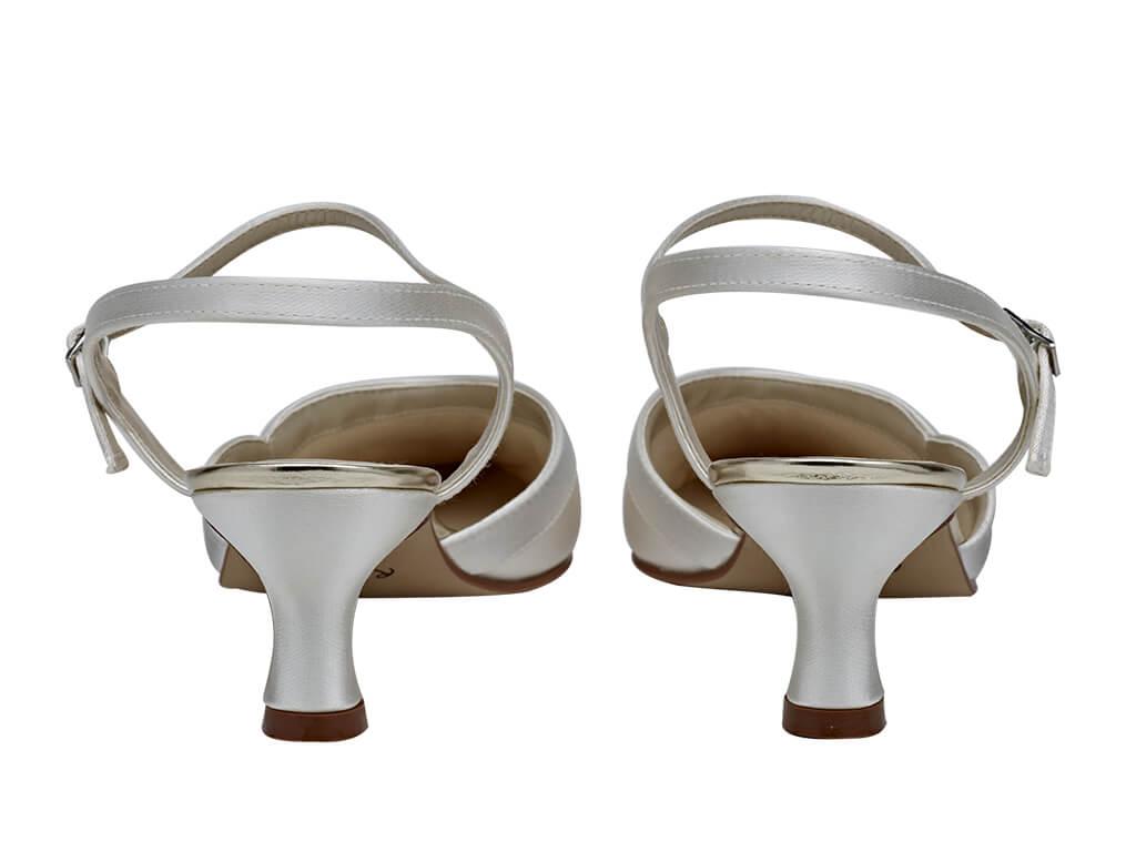 Chaussures de mariées Annie, molletonnées et très confortables